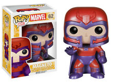 Funko Pop Marvel: X-Men - Magneto Vinyl Figure Item No. 4469