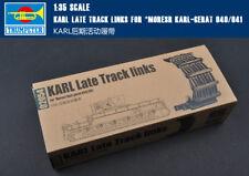 02054 Trumpeter German KARL Late Model Accessories Workable Track 1/35 Model