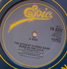 "STANLEY CLARKE BAND ~ Born In The USA ~ 12"" Single"