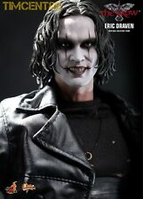 Ready! Hot Toys The Crow Eric Draven Brandon Lee 1/6 Normal