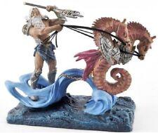 DeAgostini Mythological Lead Figure - Poseidon - CH02