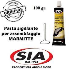 SIA 9012 Pasta sigillante per assemblaggio marmitte resiste fino a 1.000C°