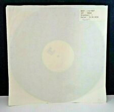 Neil Young HARVEST, 180g Vinyl, Reprise TEST PRESSING (2009) Pressed at Pallas