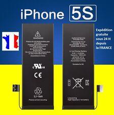 BATTERIE INTERNE NEUVE DE REMPLACEMENT POUR IPHONE  5S (3,8V)