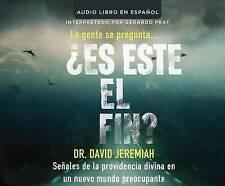 Es Este El Fin? (Is This the End?): Senales de la Providencia Div 97815 CD-AUDIO
