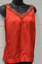 Monsoon Women's Vest Top, Strappy, Cami V Neck Waist Length Tops & Shirts