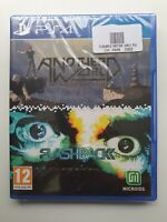 Another World / Flashback PS4 New and Sealed
