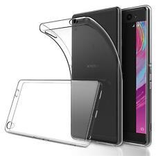 Dünn Slim Cover Sony Xperia XA Ultra Handy Hülle Silikon Case Schutz Tasche