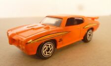Matchbox Toys 1-75 Series Superfast 70's Pontiac GTO Two Door Sports Car