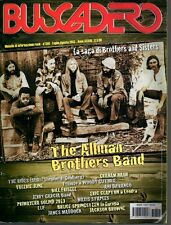 BUSCADERO N°358/2013 ALLMAN BROTHERS BAND GRAHAM NASH BILL FRISELL CLAPTON LUF
