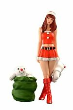 Brick Works Maschinen Krieger Santa Girl 1/20 scale Resin Cast Assembly Kit
