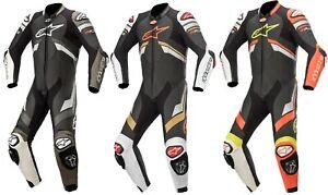 Alpinestars Gp Plus V3 Men's Leather Suit Motorcycle One Piece Racing Design
