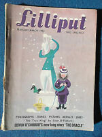 Vintage Lilliput Magazine - Published in 1952 - Issue 177 - Vol 30 - No 2