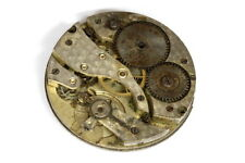 Unsigned pocket watch movement for parts - 122090