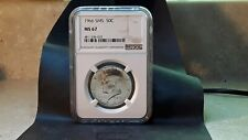 1966 SMS 40% Silver Kennedy Half Dollar NGC MS 67 Very Nice! (66KHG022)