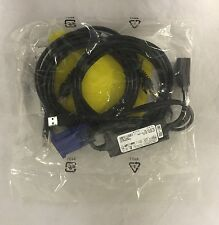 NEW DELL USB KVM SWITCH CABLE POD SIP  2161DS 2160AS 180AS 0HG526 0UF366