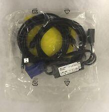 Nuevo Cable De Conmutador KVM USB de Dell Pod SIP 2161 DS 2160AS 180AS 0HG526 0UF366