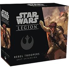 Rebel Troopers Unit FFG Star Wars: Legion New / Sealed