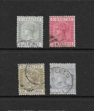 Historical Figures Decimal Used British Colony & Territory Stamps