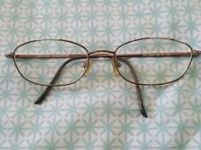 4acbc7e6ac58 OROTON Handmade Reading Brown Silver Frames Prescription Glasses