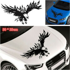 50 * 33cm Flying Eagle Graphics Decal Vinyl Stickers For Car Engine Hood Decor