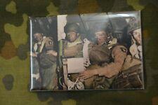 Aimant Magnet Frigo Panneau Magnétique ww2 guerre 101e Airborne Paratrooper PARA