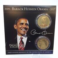 Barack Obama Presidential Commemorative Coin Collection