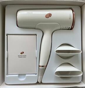 T3 Cura White Rose Gold hair dryer