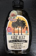 New listing Keez Been 100% Florida Keys Raw Honey Wildflower Non Gmo 32 oz
