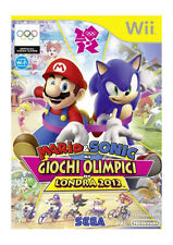 Mario & Sonic at The London 2012 Olympic Games Nintendo Wii Game 30x Events