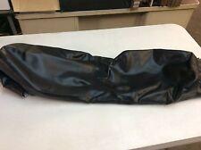 OEM E-Z-Go RXV black vinyl back & bottom seat covers set