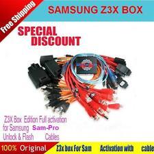 Per Samsung z3x BOX CON CAVI z3x di Samsung completa attivazione Sam-Pro