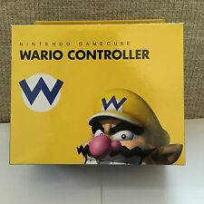 NEW JAPAN very Rare Game Cube CLUB NINTENDO GC Limited Wario Controller F/S