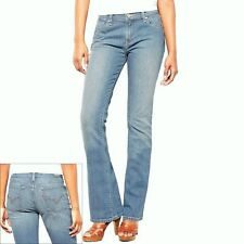Levi's Womens Jeans 515 Bootcut Mid-Rise New Size 16 MEDIUM -  LIGHT BLUE  Levis