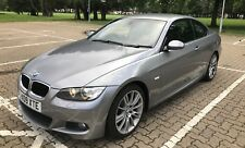 2009 BMW 320i M SPORT COUPE, 6SPD MANUAL, XENON HEADLIGHTS, 77k START STOP MODE