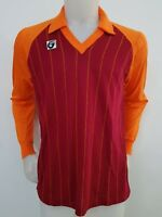 MAGLIA CALCIO PORTIERE GOALKEEPER GIMER TG.IV N.1 JERSEY MAILLOT GK VINTAGE P60