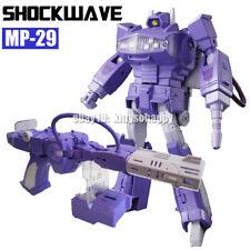 TAKARA TOMY Transformers Masterpiece MP-29 G1 Shockwave Action Figure MP29 Robot