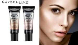 ENLUMINEUR LIQUIDE MASTER STROBING MEDIUM OU LIGHT MAYBELLINE
