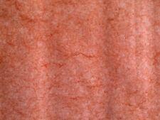 2.2 M / 218CM essuyer lavables à l'eau TOILE CIRÉE ORANGE MARBRE vinyle pvc