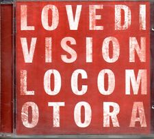 Love Division - Locomotora CD 2012
