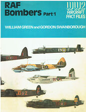 RAF Bombers part 1 - WW2 Aircraft by William Green - Bombardiers RAF