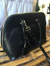 Zara Faux Leather Handbags