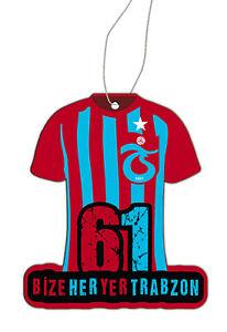 Trabzonspor - 3x Duftbaum - Exklusiver Autoduft *Bize Her Yer Trabzon*