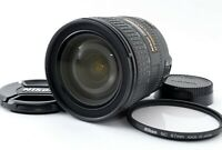 N Mint Clear lens Nikon AF NIKKOR 16-85mm f/3.5-5.6 G ED DX VR IF fm Japan FedEx