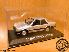 FORD ORION METALLIC SILVER 1983 1:43 MINT!!!