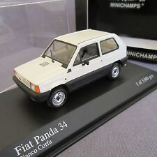 532E Minichamps 1/43 Fiat Panda 34 Blanc 1980