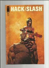 Hack / Slash Comic Book #1, Image 2011, Cover B NM 9.4