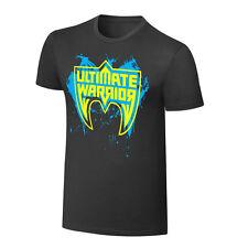 Wwe Offiziell Ultimate Warrior Teile Unbekannt Grau Limitierte Auflage T Nwt