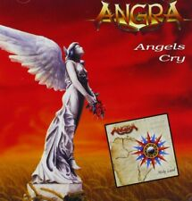 "ANGRA ""HOLY LAND/ ANGELS CRY"" 2 CD NEW+"