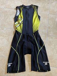 SUGOI Bodysuite Ciclismo Triathlon TG.L
